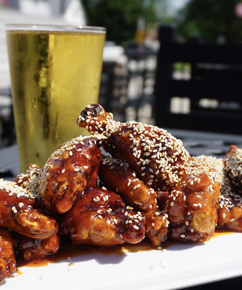 July Specials - Firecracker Wings