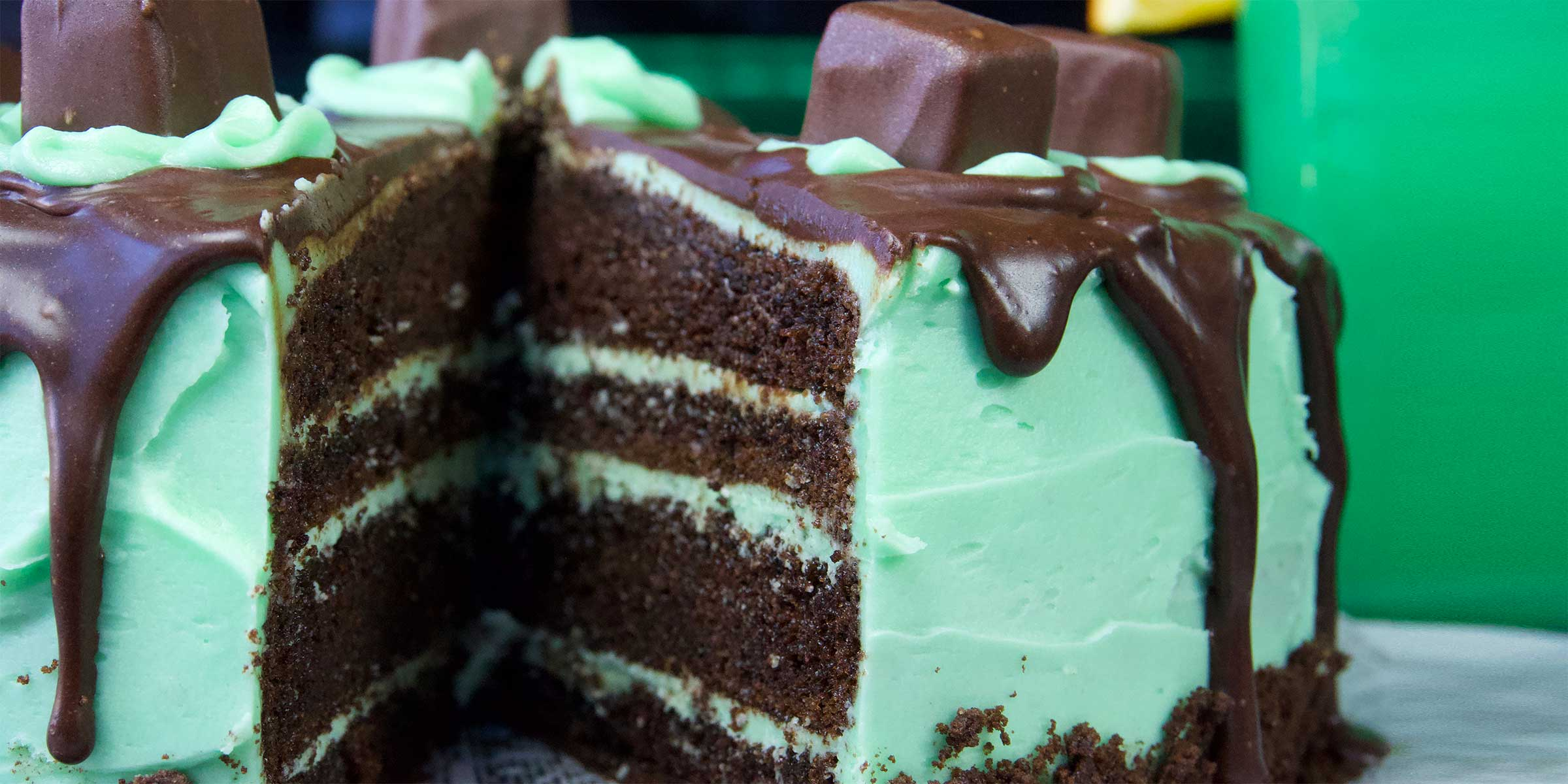 March Specials - Frango Mint Chocolate Cake
