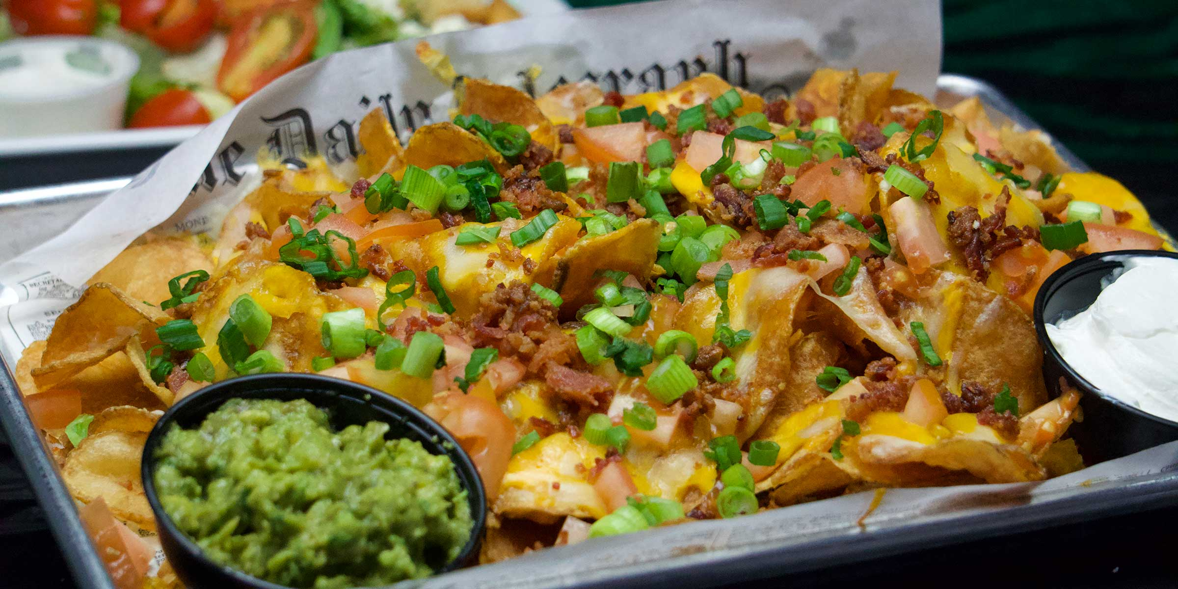 March Specials - Irish Nachos