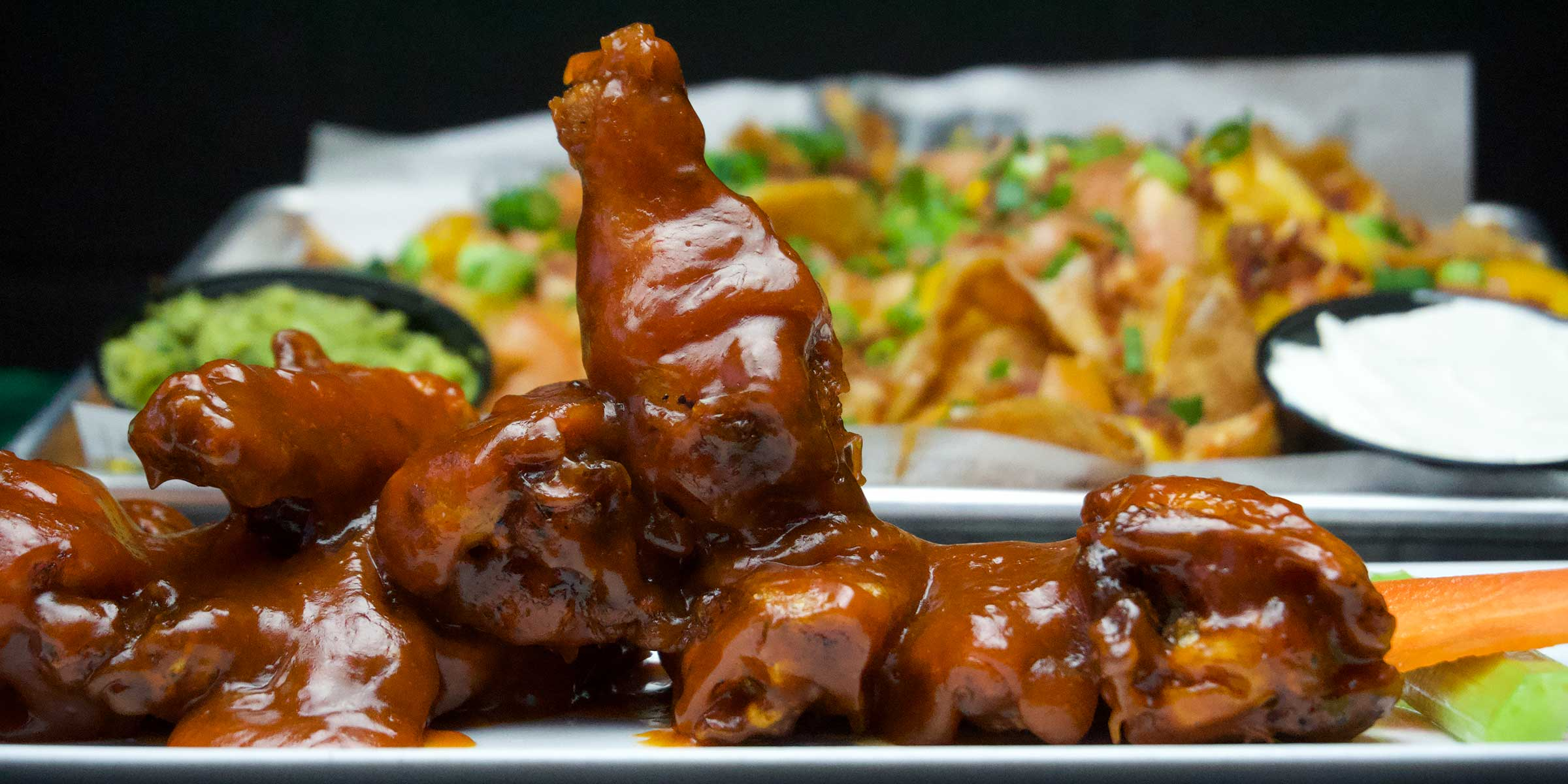 March Specials - Sweet & Sour Wings